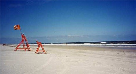 Волшебные пляжи Флориды