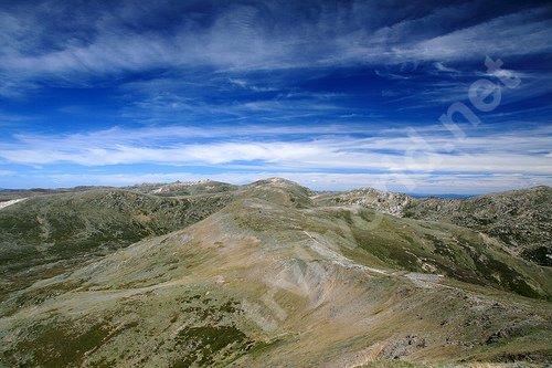 Гора костюшко – наивысшая в австралии