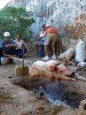 Три дня со свининой, ромом и сальсой