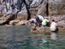 Остров морских цыган и дайвинга