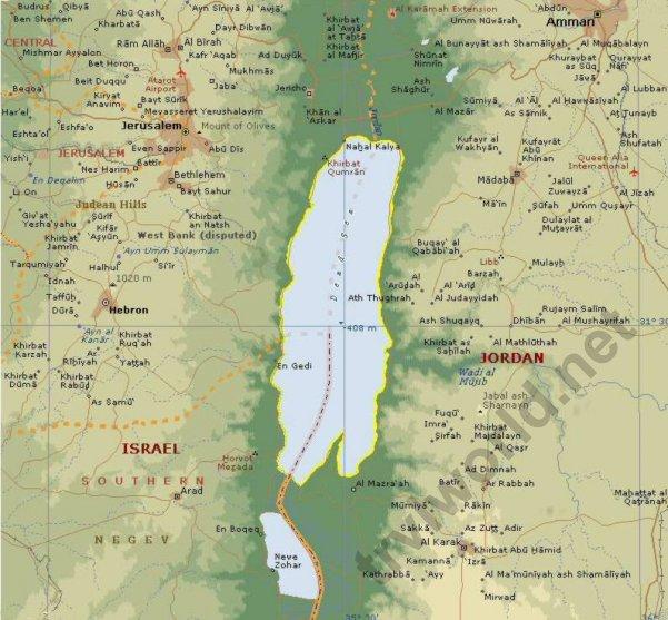 работу Ленинградской мертвое море на карте мира на русском гердана
