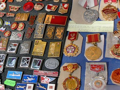 Soviet Memorabilia Russian 114
