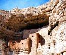 Жилище индейцев возрастом более тысячи лет