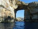 Лазурное окно острова Гоцо