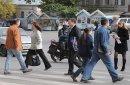 Пешеходам-меломанам на дороге не место