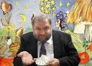Воплощение стереотипа украинской жадности