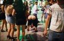 Руссо туристо или западный облико морале?